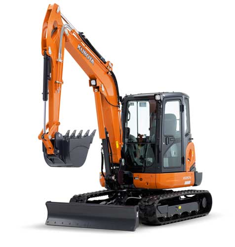 mini excavator hire yanmar Kidderminster